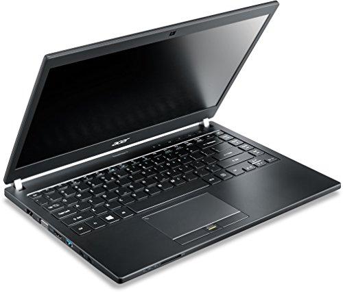 Acer TravelMate P645 P645 SG 71FV 3556 cm 14 Zoll entire HD Notebook Intel major i7 5500U 8 GB RAM 256 GB SSD Nvidia GeForce 840M Win 10 Proschwarz Notebooks