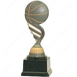 Trofeo Baloncesto H 18,00cm premiazione Baloncesto Etiqueta Personalizada compresa en el precio