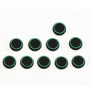 Youji® 5 Paar / 10 PCS Ersatz Silikon Analog Controller Joystick Daumen Stick Griffe Caps Abdeckung für PS4 PS3 PS2 Xbox One / 360 Game Controller