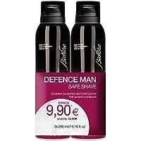 BioNike Defence Man Bipack Schiuma Da Barba - 200 ml.