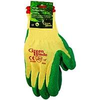 Hamble Green Blade BB-RG106 Non-Slip Gloves - Green