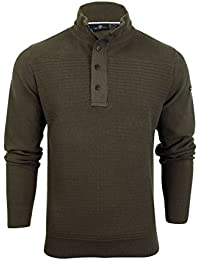 Duck and Cover Mens Jumper Strand'
