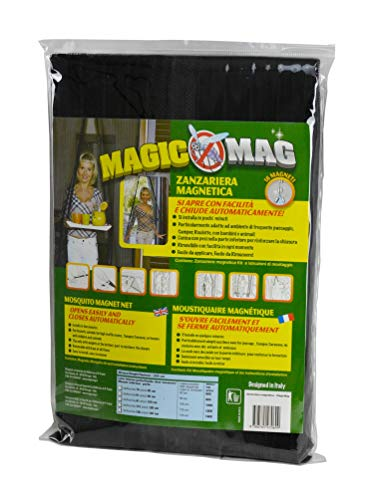 Mosquito Magnet Net MagicMag - Mod. 800 (dim. 850x2300 mm) (Magnet-verschluss-kit Babys Für)