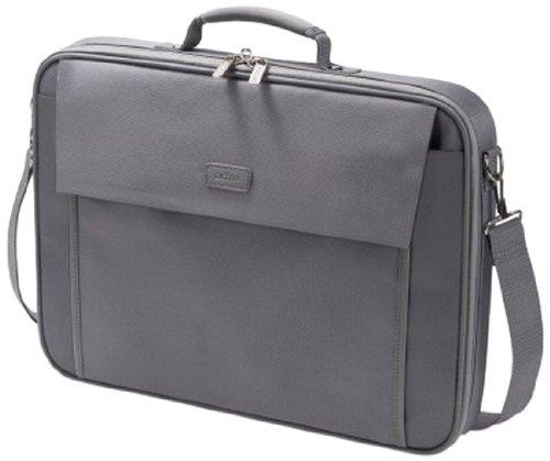 Dicot Multibase 142045 Notebooktasche von 38,1 cm (15 Zoll) bis 43,9 cm (17,3 Zoll) grau