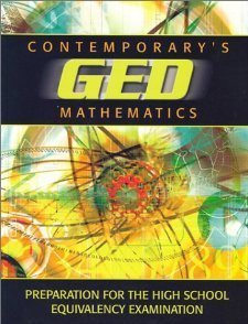 Contemporary's GED Mathematics: Preparation for the High School Equivalency Examination by Howett, Jerry Published by NTC/Contemporary Publishing Company (2000) Paperback