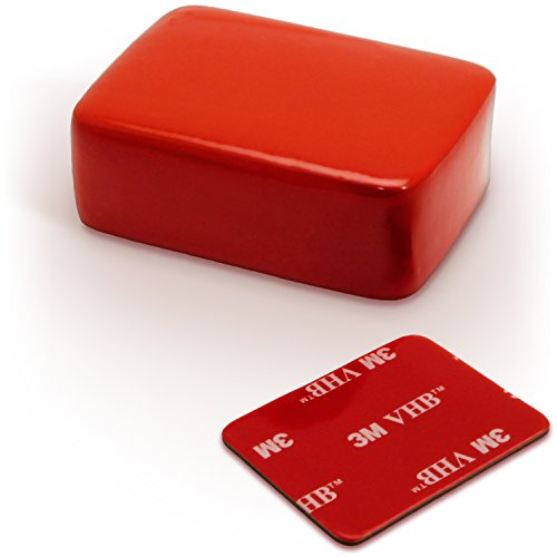 optix-pro-rojo-esponja-impermeable-flotante-con-adhesivo-3m-para-gopro-hero5-session-hero5-black-her