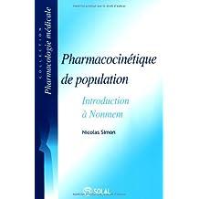 Pharmacocinétique de population : Introduction à Nonmem