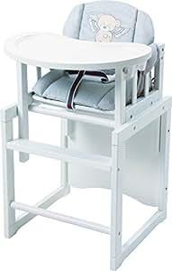 Roba - 7515W V111 Chaise Haute Combinée