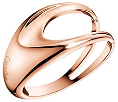 Idea Regalo - Calvin Klein Bangle Donna acciaio_inossidabile - KJ3YPD10010M