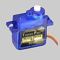 TowerPro SG90 9G micro servo motor arduino / raspberry pi / AVR / ARM / PIC