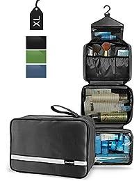 4c089f642ba1 Amazon.co.uk  Free UK Delivery by Amazon - Toiletry Bags   Travel ...