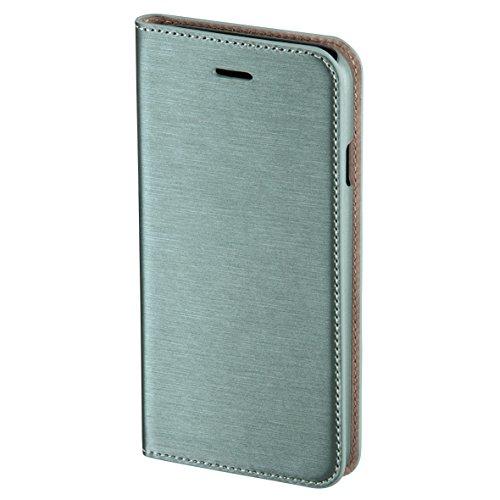 Hama Slim Booklet-Schutzhülle für Apple iPhone 6 Plus, -, khaki, iPhone 6 Plus (Khaki Plus)