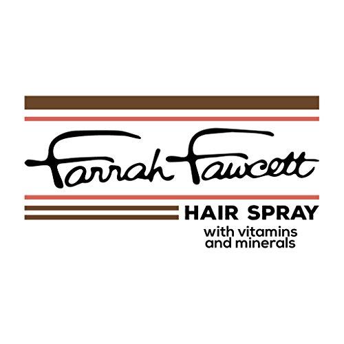 Stranger Things Farrah Fawcett Hair Spray Women's Vest white
