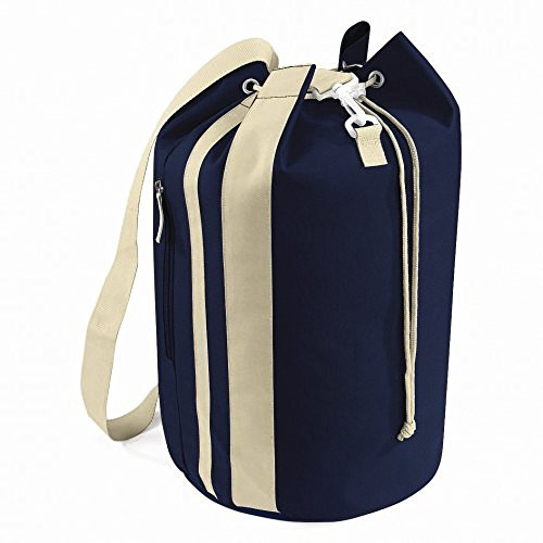 Bagbase Pacific Seesack (28 Liter) Limone/Weiß