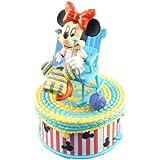 """ENESCO 256323 - Disney - Spieluhr """"Serie Suite Petites – We All Needle Little Love"""" Spieluhr mit Bewegung (Spieldose, Musikdose, Spieluhren), das ideale Geschenk - kein Spielzeug"""