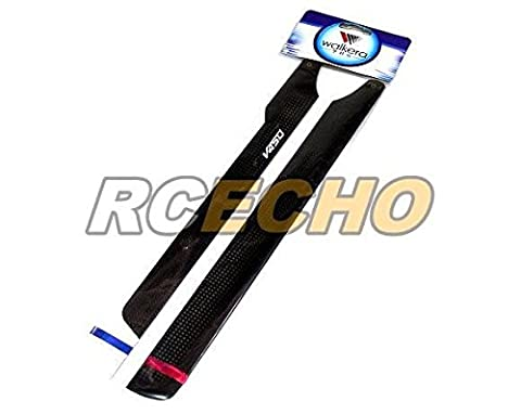 RCECHO® Walkera HM-V450D03-Z-01 Main Rotor Blades for V450D03 Helicopter AJ001 with RCECHO® Full Version Apps Edition
