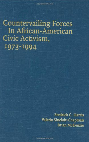 Countervailing Forces in African-American Civic Activism ...