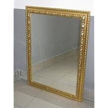 Specchio dorato for Specchio da parete camera amazon