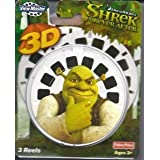 Incredible View Master Reels Toy Products 3-Pack Shrek Forever After W/ 21 Eye-Popping 3d Scenes Jouets, Jeux, Enfant, Peu, Nourrisson