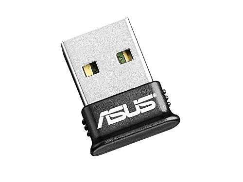 Asus USB-BT400 Nano Bluetooth Stick (PS4 und Xbox One Controller am PC nutzen, Bluetooth 4.0) (Laptop Usb-bluetooth-adapter Für)