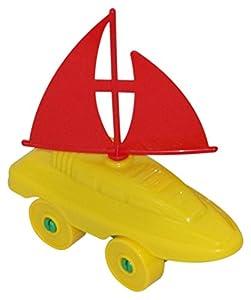 Polesie Polesie55354 - Juego de Juguetes para Barco de mar (7 Piezas)