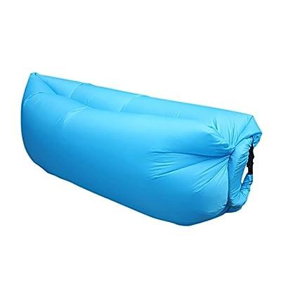 Inflatable Air Bed Air Sleep Sofa Lounge Portable Air Beach Sofa Sleeping Bag Sofa Beds