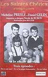 les saintes cheries -eve et la vie de famille- un film de jean becker avec micheline presle, daniel gelin,