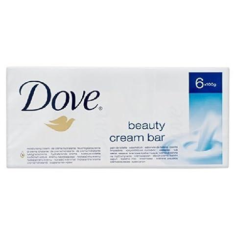 6 x Dove Beauty Cream Bar