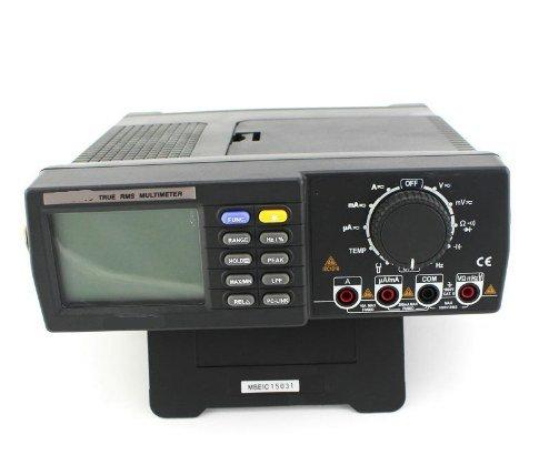 Gowe Bench Digital Multimeter True RMS RS232C Bench Digital Multimeter