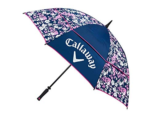 Callaway Parapluie de Golf pour Homme Motif Floral Taille Unique