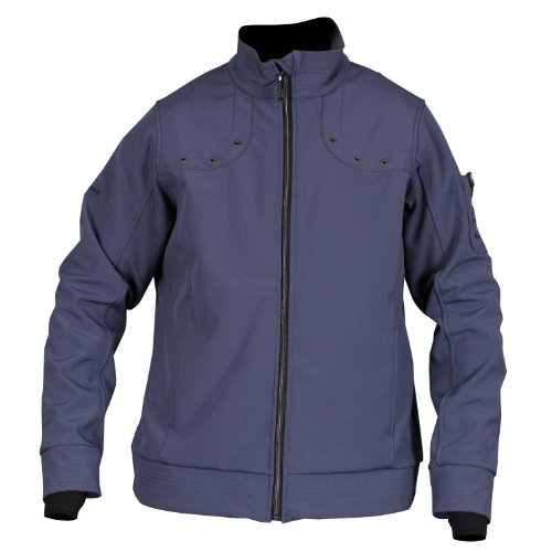 iQ-Company Herren Softshell Jacke Dive Club Jacket, 2491_deep-blue, M, 240395_2491_M