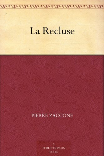 Couverture du livre La Recluse