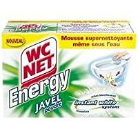 Wc net energy poudre active javel x6 sachets Prix Unitaire - Livraison Gratuit Sous 3 Jours