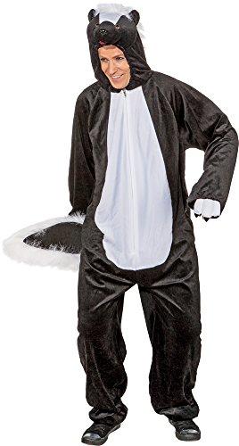 Stinktier Kostüm Tierkostüm - 175-190 cm