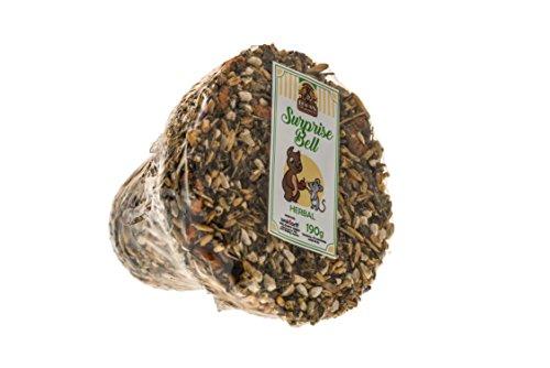 Lucas The Wombat For His Friends: Große Glocke Snacks - Kräuter 3 x 190 Gr - Sparset. Leckereien für alle Nager und Kanninchen.