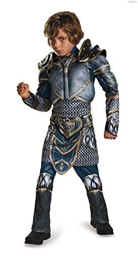 Lothar Warcraft Kinder Fasching Halloween Karneval Kostüm (140-152)