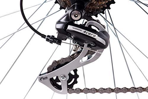 CHRISSON 28 Zoll E-Bike Trekking und City Bike für Herren Bild 6*