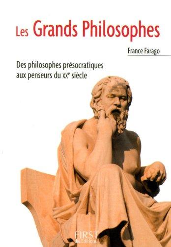 Le petit livre des grands philosophes
