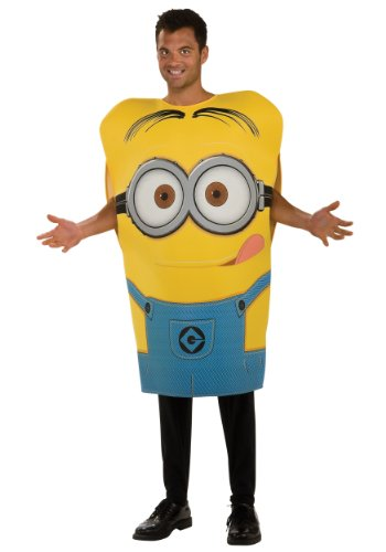 Rubie's Adult Minion Dave Fancy Dress Costume ()