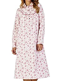 f018254351 Amazon.co.uk  Slenderella - Nightdresses   Nightshirts   Nightwear ...