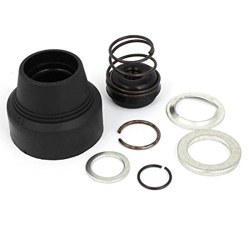 X-Dr Gummi-Elektrowerkzeug-Elektroschlagkopfdeckel schwarz für bosch PA6-GF30 (25350a0f0c9cf025c3374903a3ee34d4)