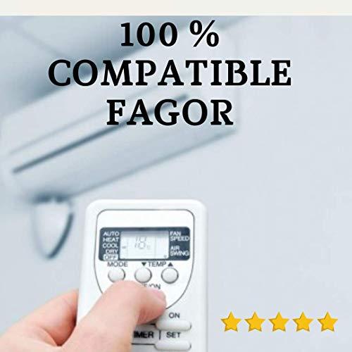 FAGOR - Mando Aire Acondicionado FAGOR - Mando Distancia