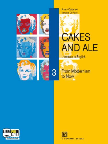 Cakes and ale. Per le Scuole superiori. Con CD Audio: 3