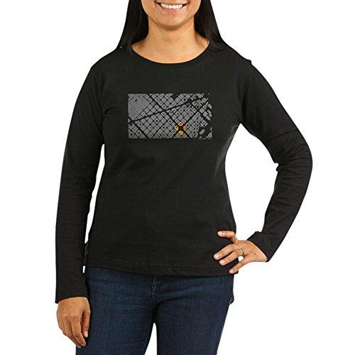 CafePress - Barcelona - Women's Long Sleeve T-Shirt, Classic 100% Cotton Crew Neck Shirt
