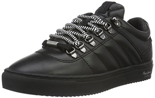 Pepe Jeans Marion Trecking, Baskets Basses Femme