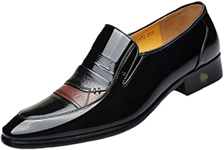 LEDLFIE Herren Lederschuhe Business Suits Lederschuhe  Billig und erschwinglich Im Verkauf