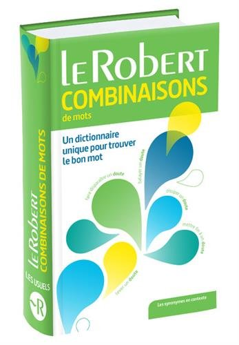 Dictionnaire des combinaisons de mots - Version Poche Plus