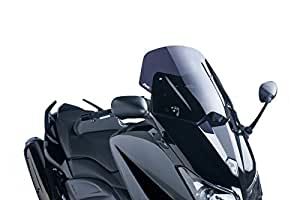 Windshield Puig V-Tech Line Sport Yamaha T-max 530 12-14 black