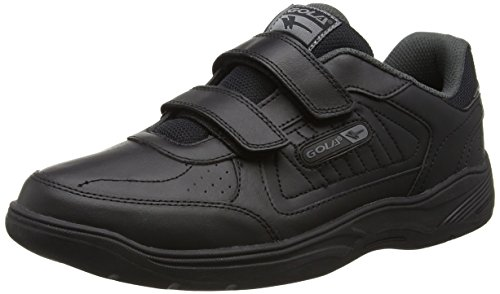 Gola Belmont Velcro Wf, Men's Fitness Shoes, Black (Black/Black), 9 UK (43...