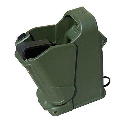 Maglula UpLULA 9mm .45ACP dark green